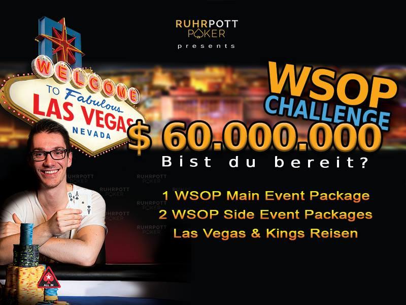WSOP Challenge 2018