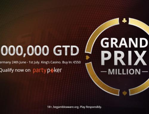 PartyPoker Live Special – Gewinne ein komplettes Package für die Million!
